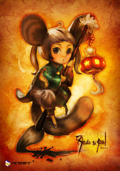 blade and soul rin color