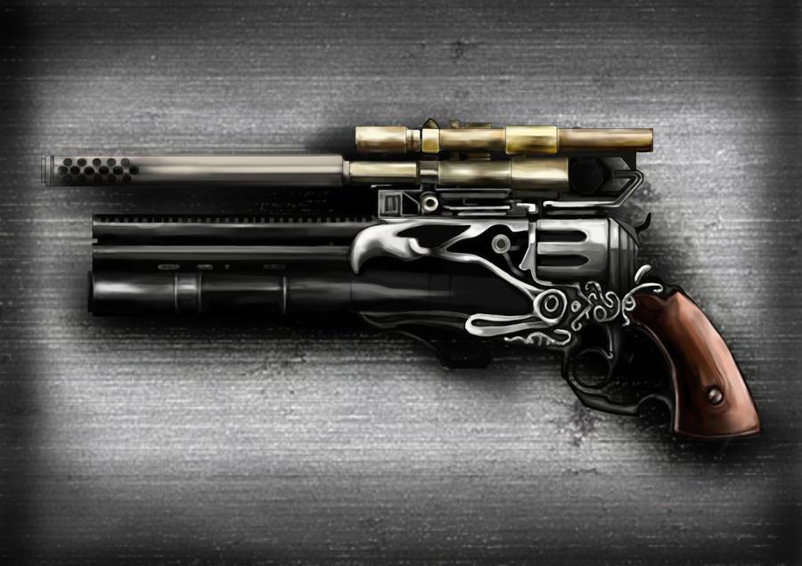GUNS by pandora093