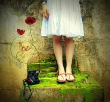 Sobre Ruinas crece mi amor... by cande-knd