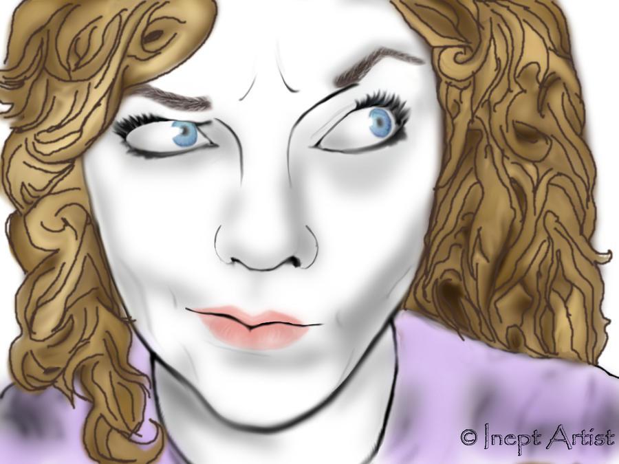 .:Cartoon Me:. by ineptartist
