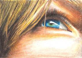 Self Portrait Card by SaraSchool