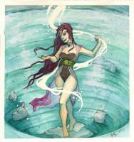 Sephirisse - Round 2 by The-MoonSquid