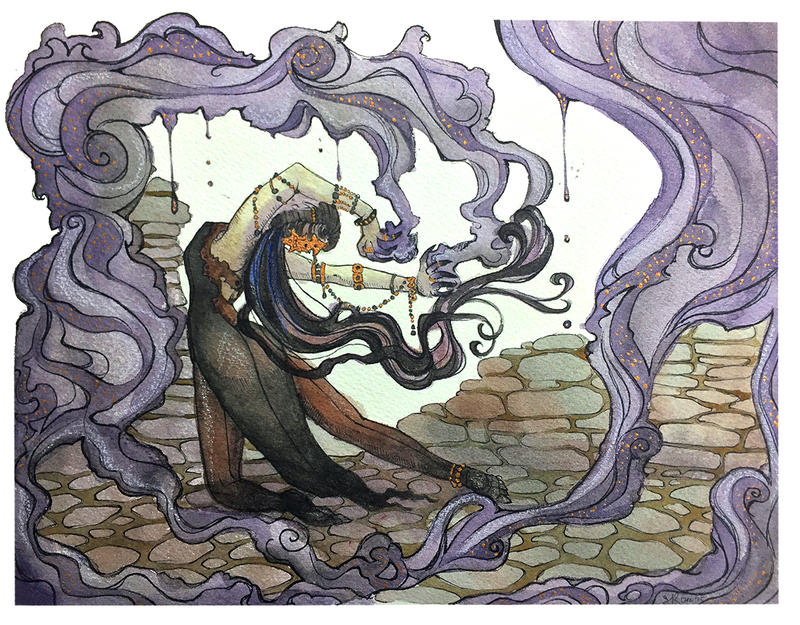 Sephirisse: Round 6 by The-MoonSquid