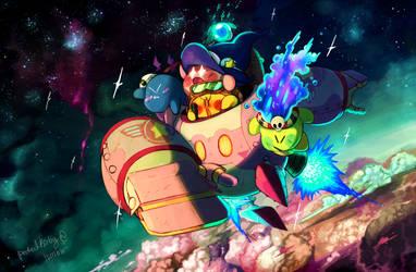 Kirby Team Go