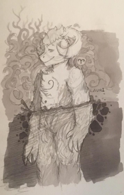 Lauri by BirdOfTheUniverse
