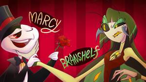 Branshelf and Marcy