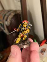 Imperial Fist Praetor