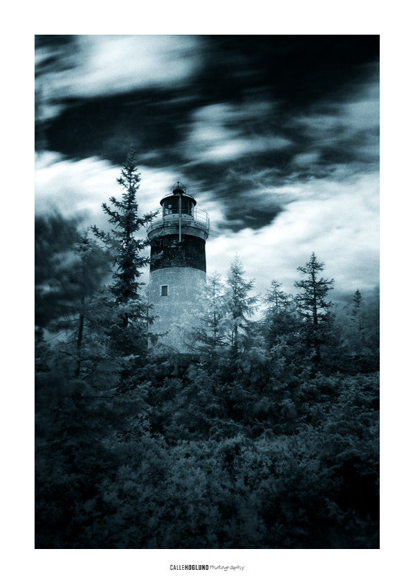 Lungo Lighthouse by CalleHoglund
