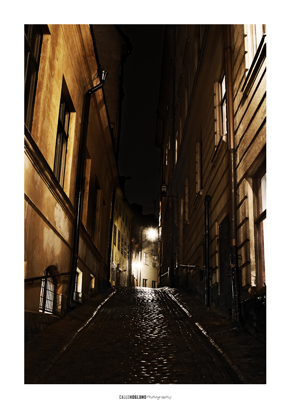 Stockholm IV by CalleHoglund