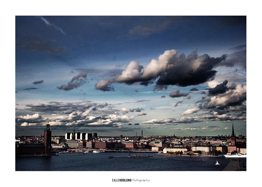 Stockholm 1 by CalleHoglund