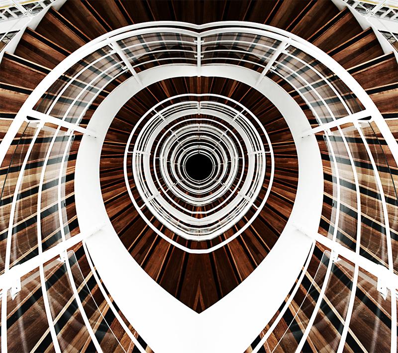 Stairs II. by CalleHoglund