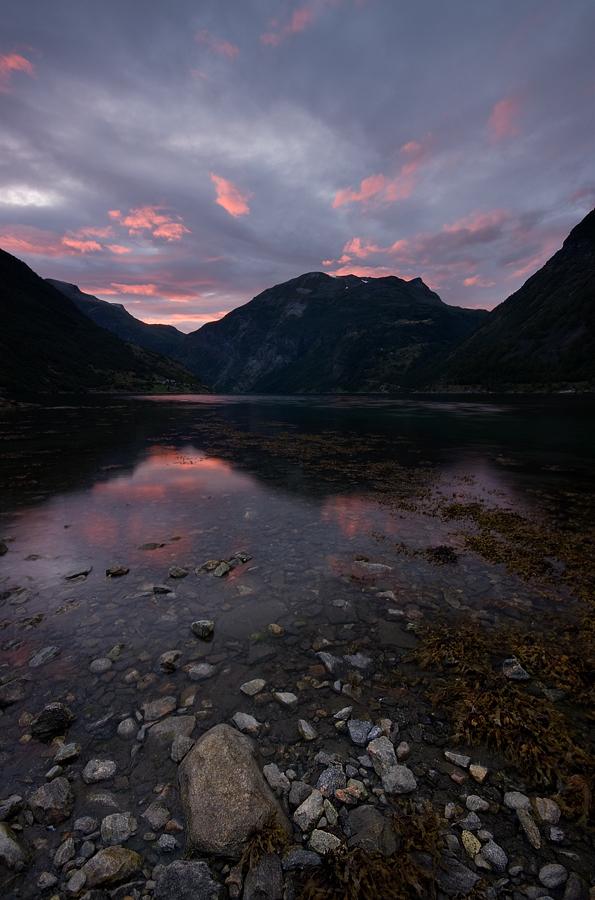 Geirangerfjord by CalleHoglund