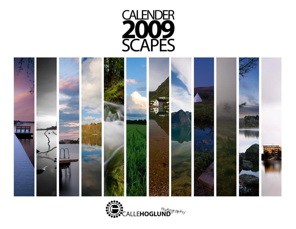 Calendar 2009 by CalleHoglund