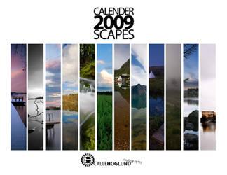 Calendar 2009 by calleartmark