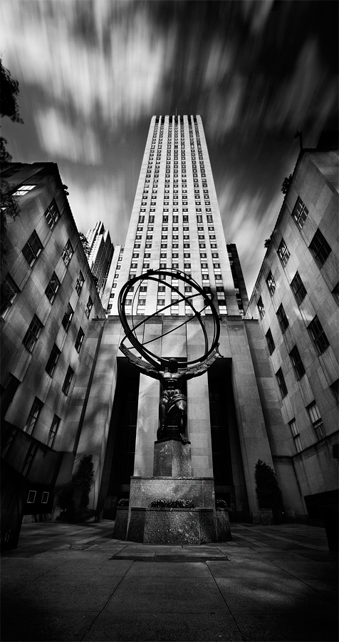 Atlas by CalleHoglund