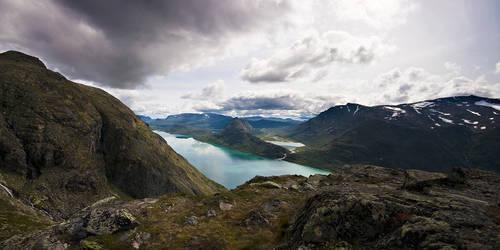 Besseggen Panorama II