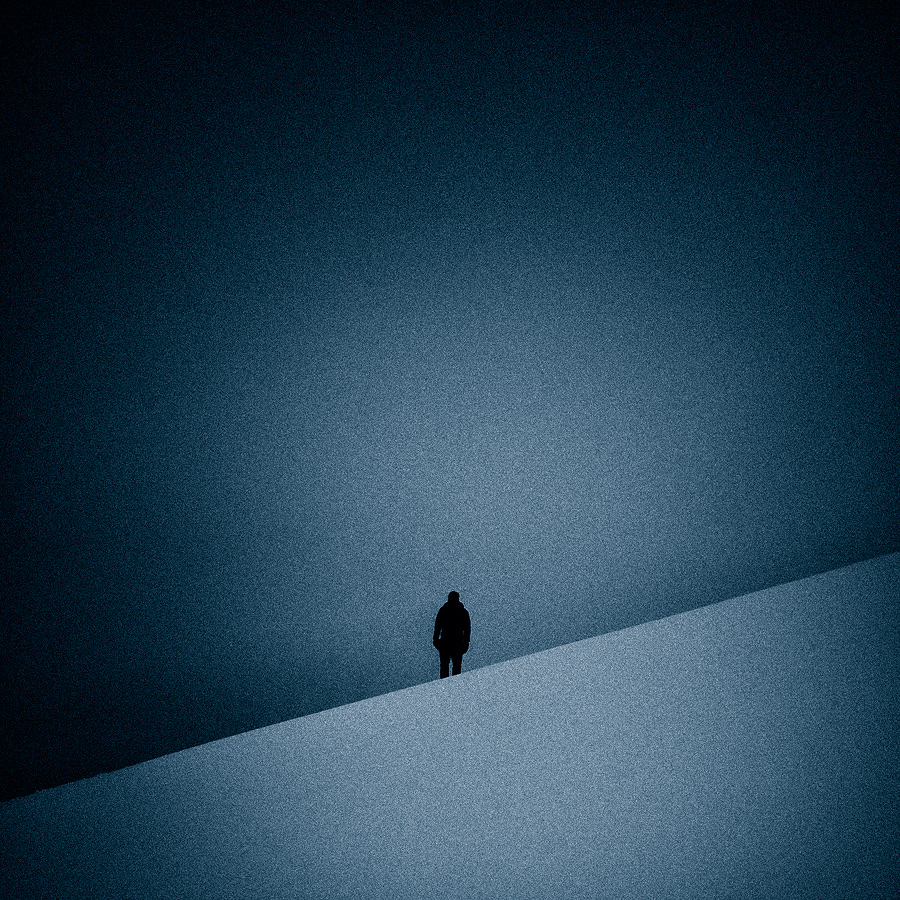 Feeling Blue by CalleHoglund