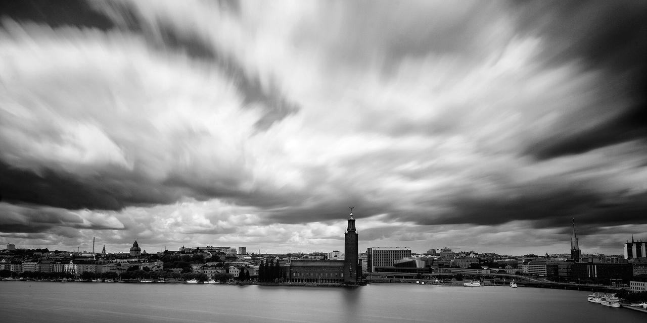Stockholm by CalleHoglund