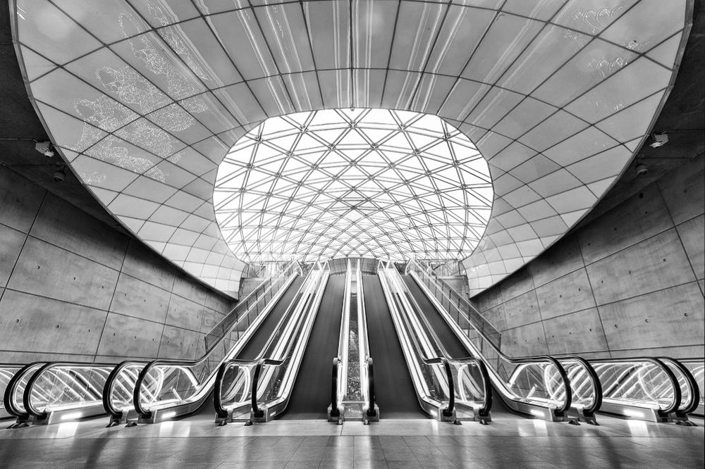 Triangeln Station by CalleHoglund