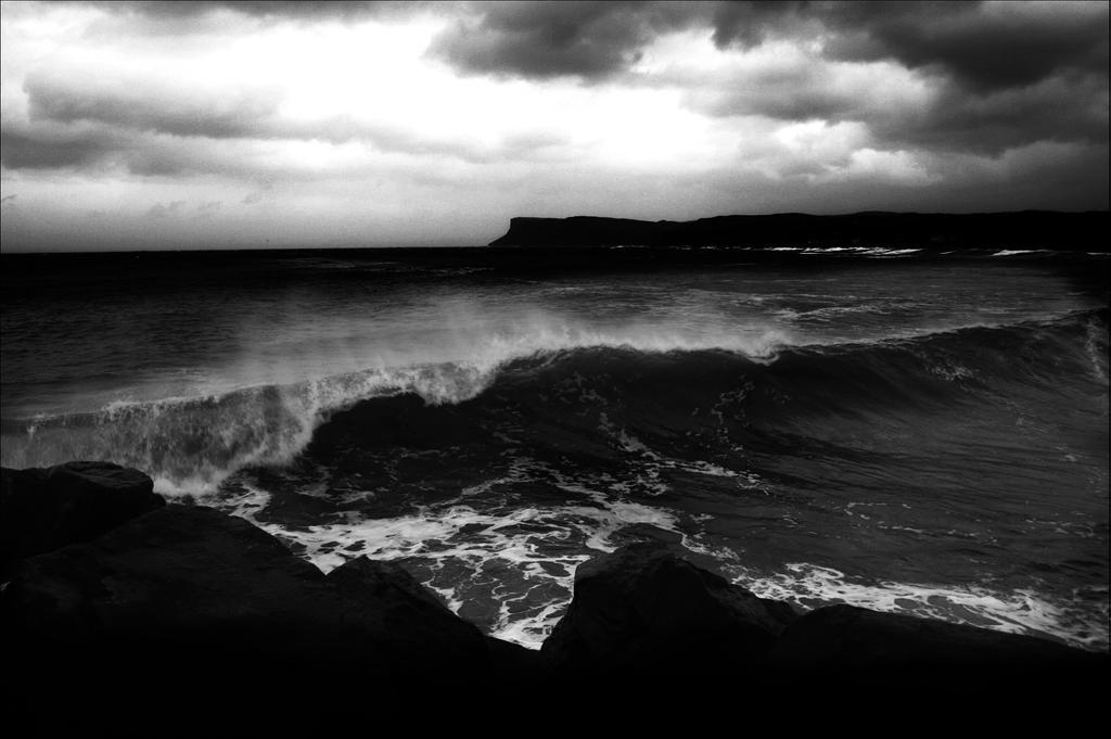The Wave by CalleHoglund