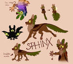 Sphinx Labirynth OCT ref
