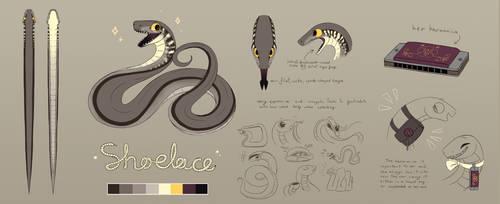 SBS OCT: Shoelace Ref