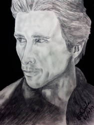 Christian Bale by PritKK