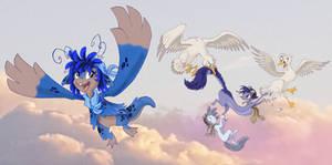 Sky Flox (JB-Pawstep Contest Entry)