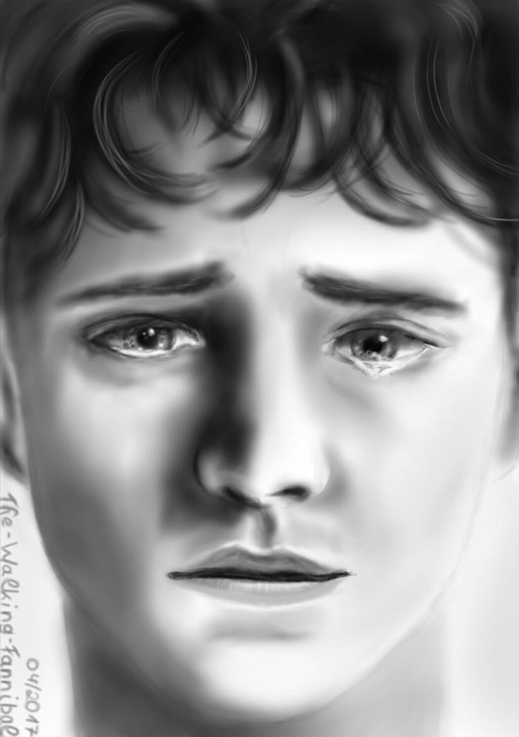 Young Will Graham ... by The-Walking-Fannibal