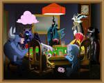 Poker Night (A Pony in Need)