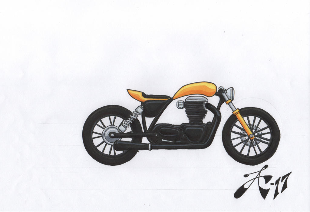 Cafe Racer Motorcycle For Sale Australia