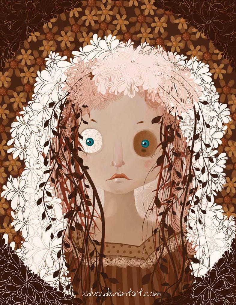 Thegirl by xduoi