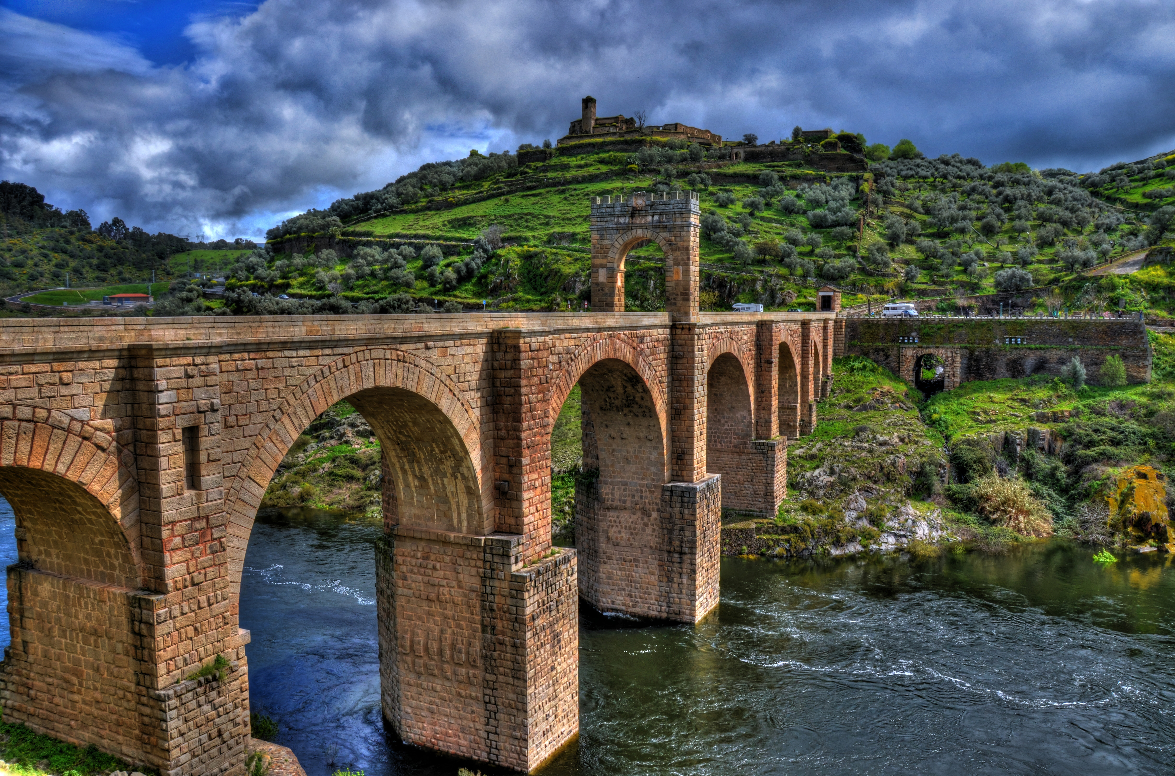 Roman Bridge by RickardHa