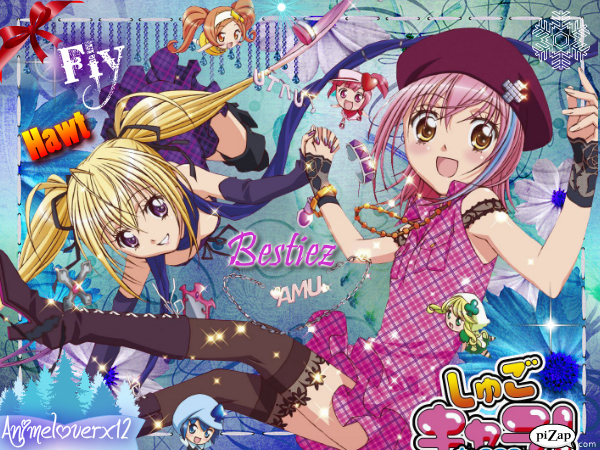 Fly by animeloverx12