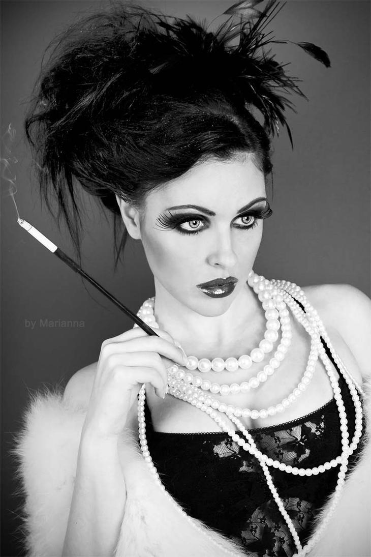 Cabaret II by mariannaphotography