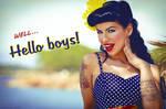 Hello boys!!!