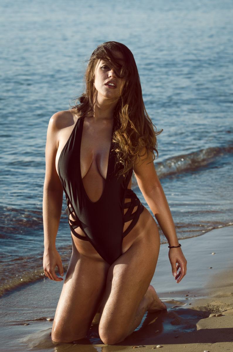 Beachin by mariannaphotography