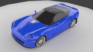 Chevrolet Corvette C6-ZR1