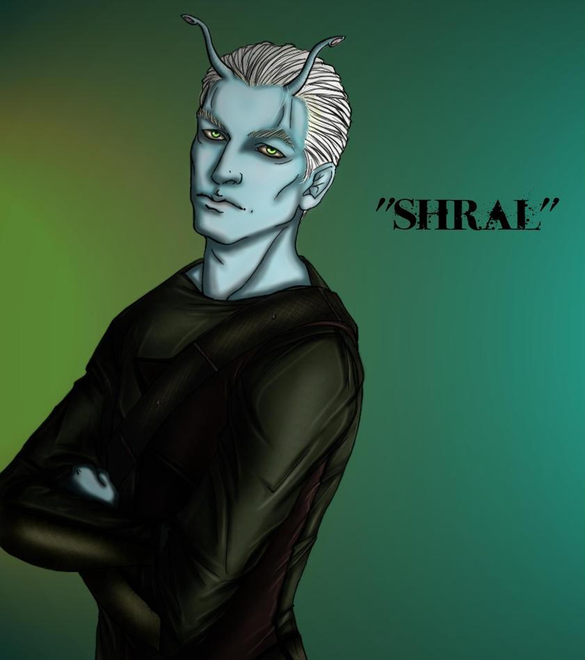 Shral by FadingLightOfGlory