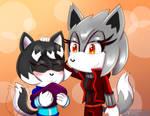 Akumi head pat Blitz  (Sonic FC)