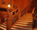 Titanic's Grand Staircase