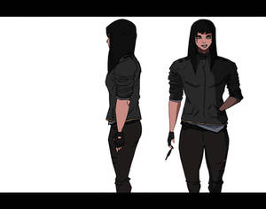 Character design2 - Incomplete