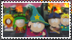 South Park Stick of Truth Stamp by Sh0ki