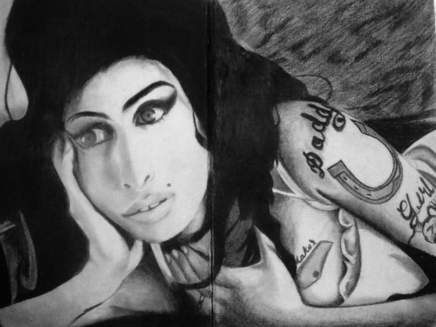 Amy Amy Amy by KishaJM