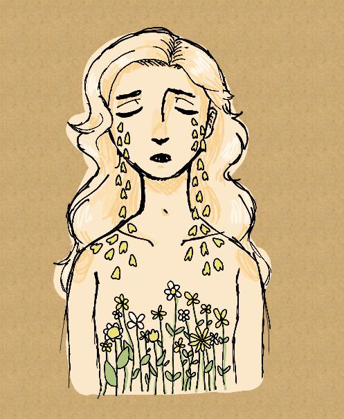 Flowers by Vespertillion