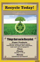 Recycling - Pkmn Card by null-ghoul