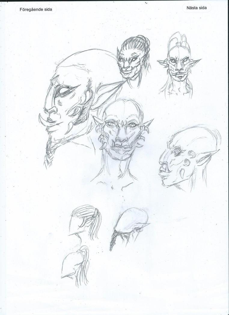 Trolls :) by Ragnarok6664