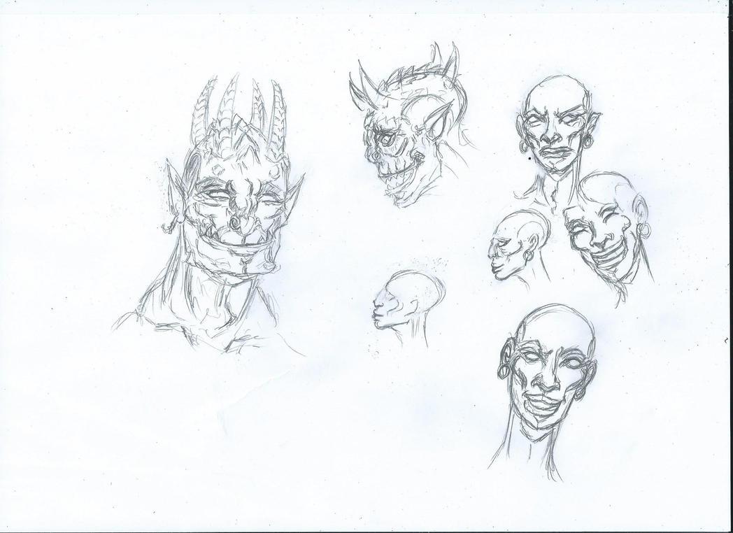 Keep on doodling by Ragnarok6664