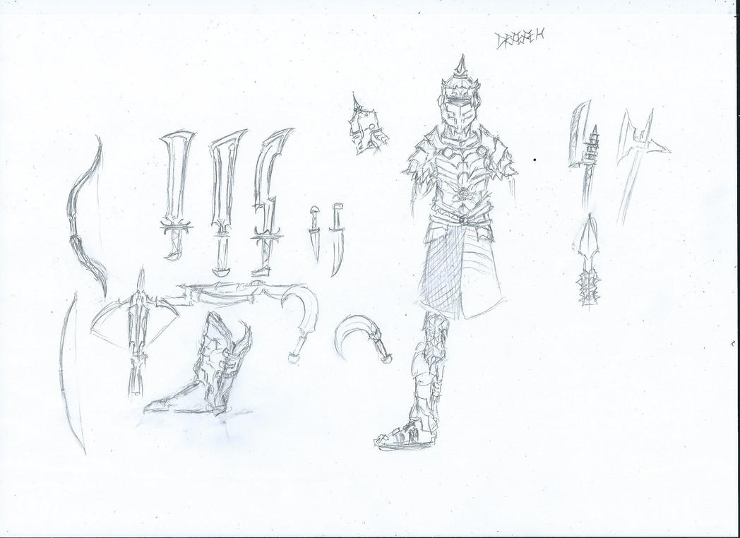 Gearing up. by Ragnarok6664