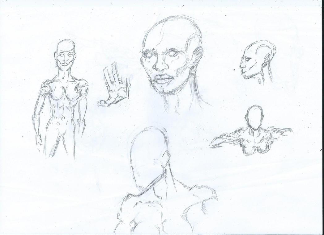 So much to draw :) by Ragnarok6664